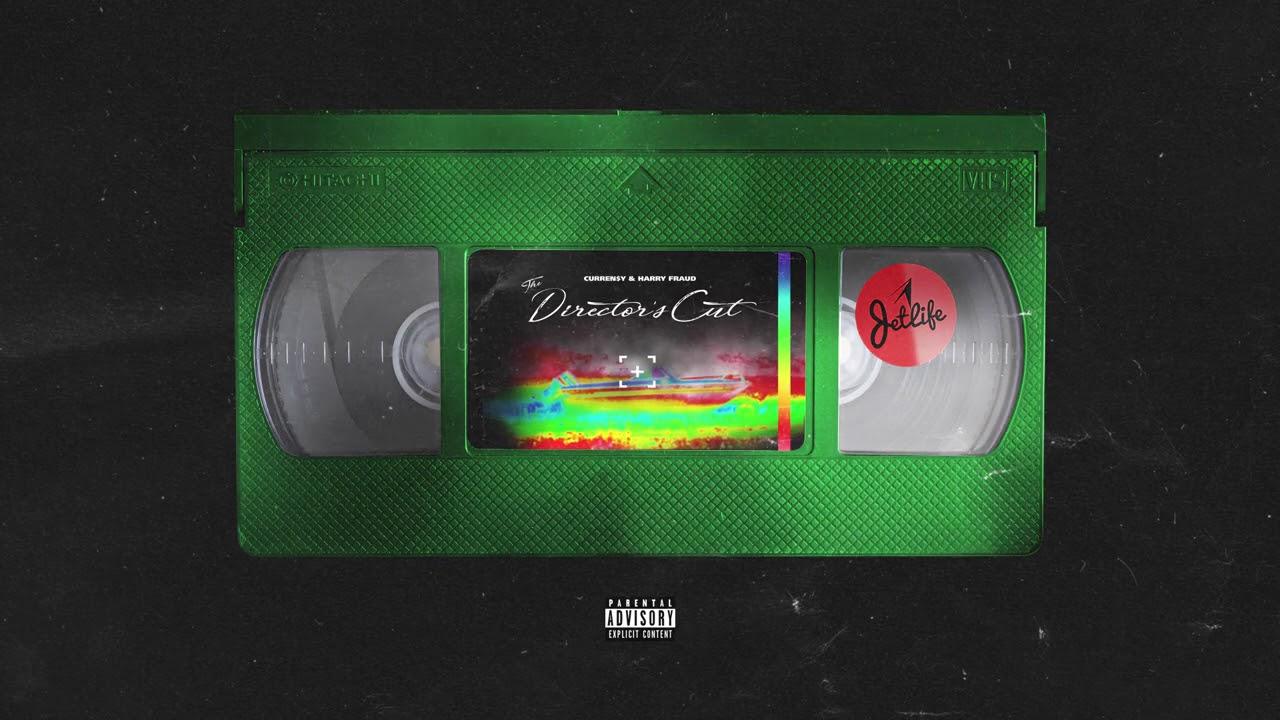 Curren$y & Harry Fraud – KITT Ft. Styles P [Official Audio]