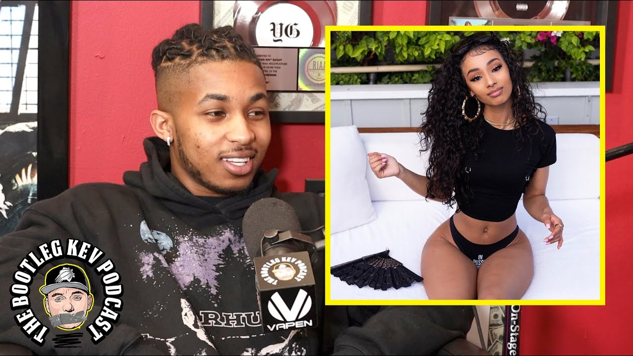 DDG on relationship w Rubi Rose & why every girl should have Only Fans (The Bootleg Kev Podcast)