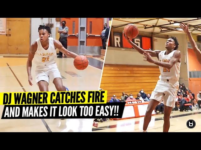 DJ Wagner Catches FIRE From Range & Makes It Look EASY!!