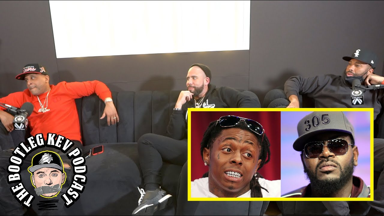 "Don Cannon says Lil' Wayne ""Cannon"" beat was originally for Trick Daddy (The Bootleg Kev Podcast)"