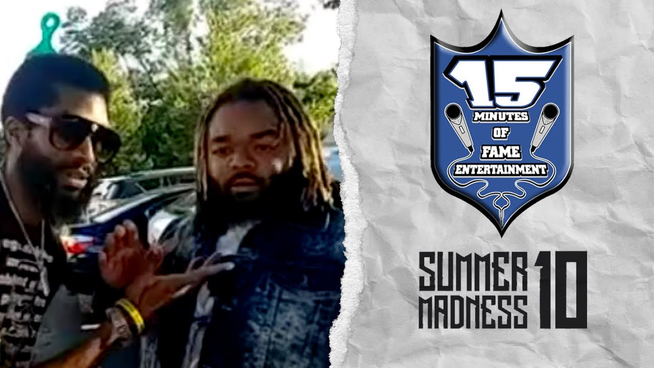 HOLMZIE AND BILL COLLECTOR RECAP THEIR BATTLE ON SM X