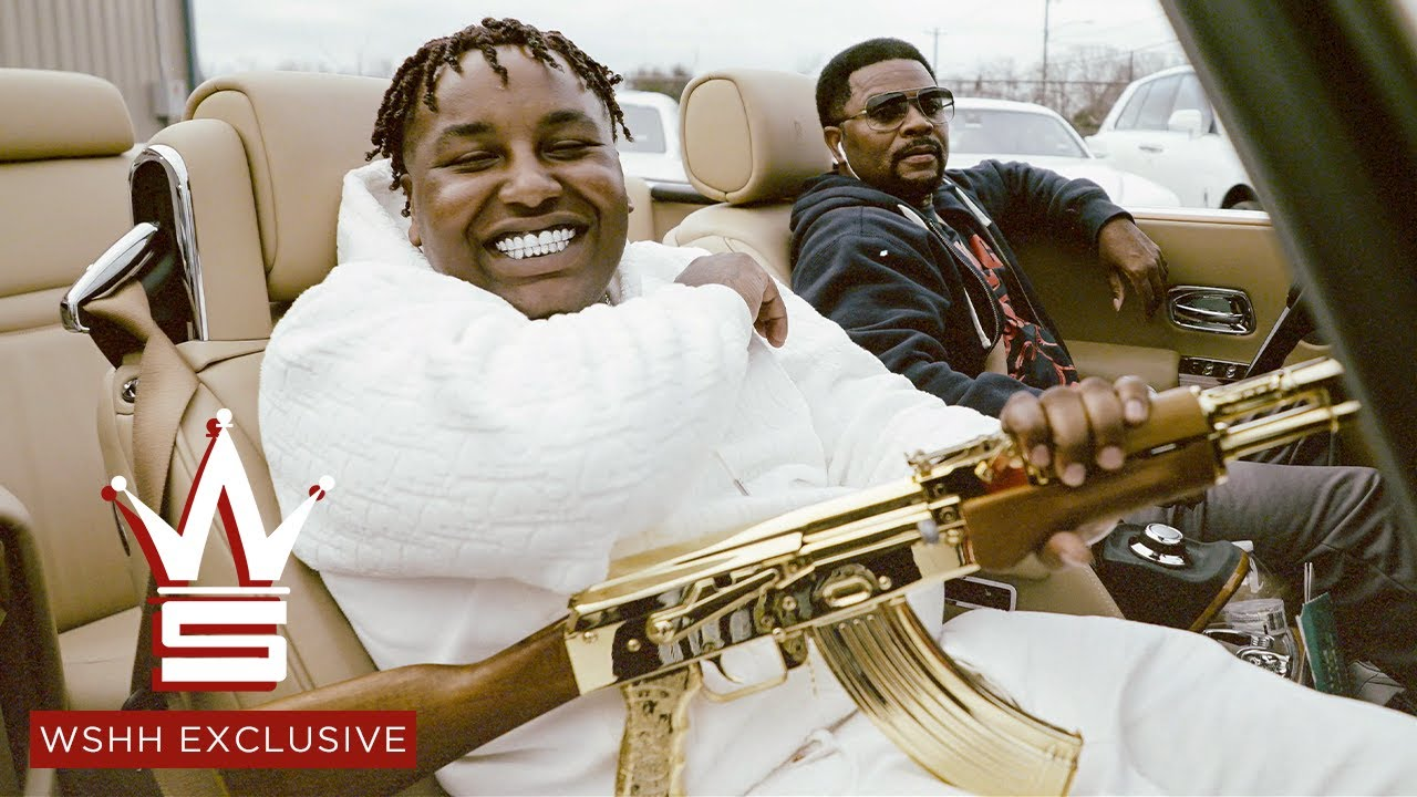 """HoneyKomb Brazy – """"Dead People"""" feat. J Prince  (Official Music Video – WSHH Exclusive)"""