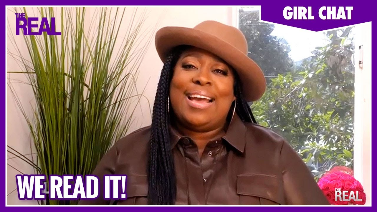 """How Well Does Loni Remember Her Own Words? We Play """"We Read It!"""""""