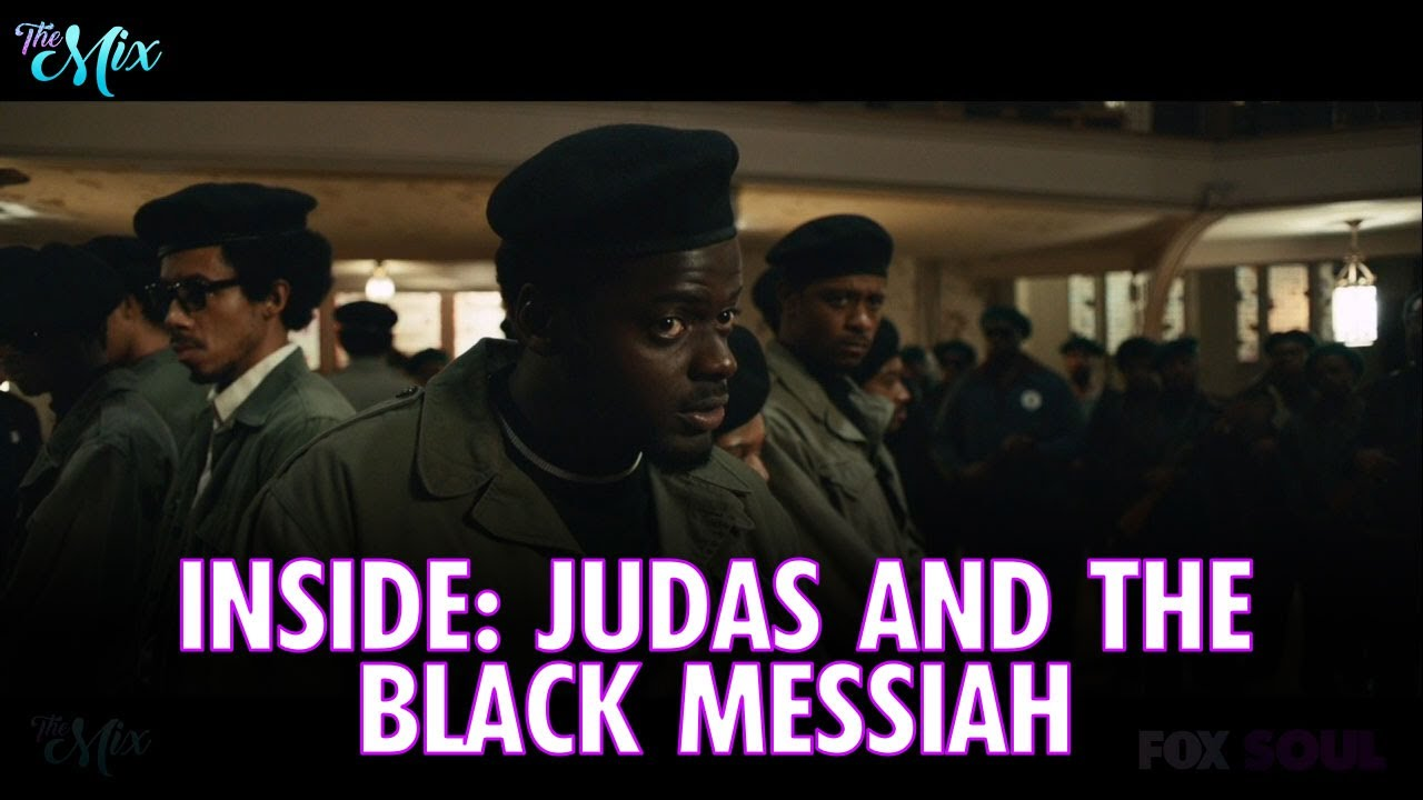 'Judas and the Black Messiah' star Algee Smith Talks About Black History on Screen | The Mix