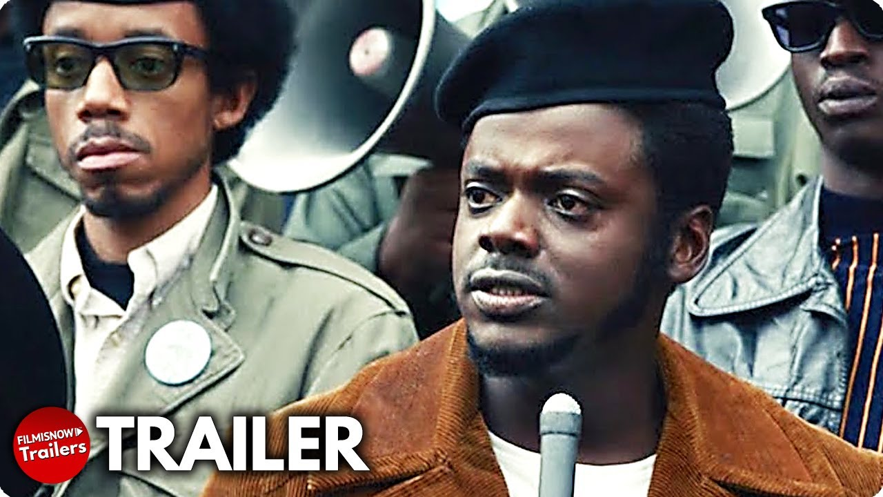 JUDAS AND THE BLACK MESSIAH Trailer NEW (2021) Daniel Kaluuya, Fred Hampton Movie