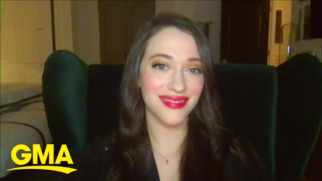 Kat Dennings talks about new Marvel Universe series, 'WandaVision'