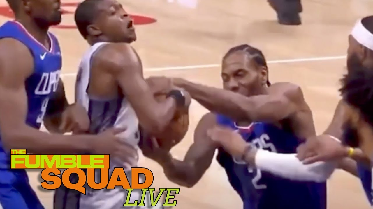 Kawhi Leonard Bullies De'Aaron Fox As Clippers Win 5th Straight To Top Western Conference
