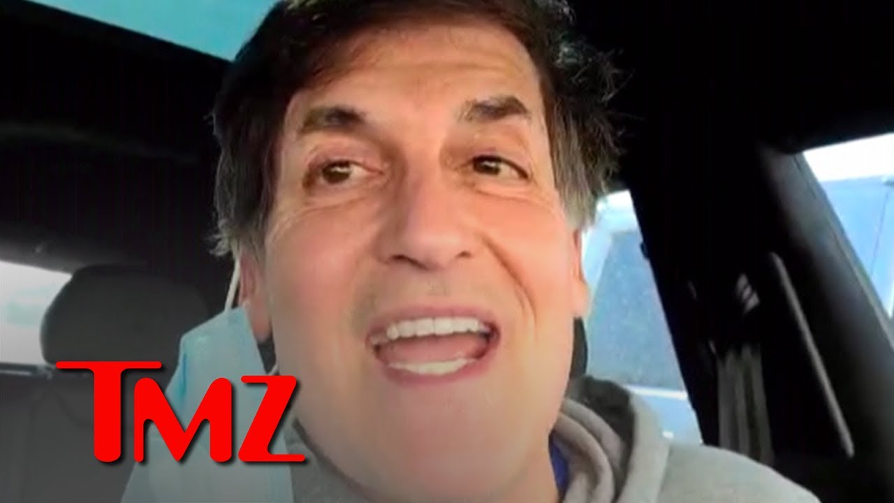 Mark Cuban Says 11 Year Old Son Trading Stocks, Learning Tough Lessons | TMZ