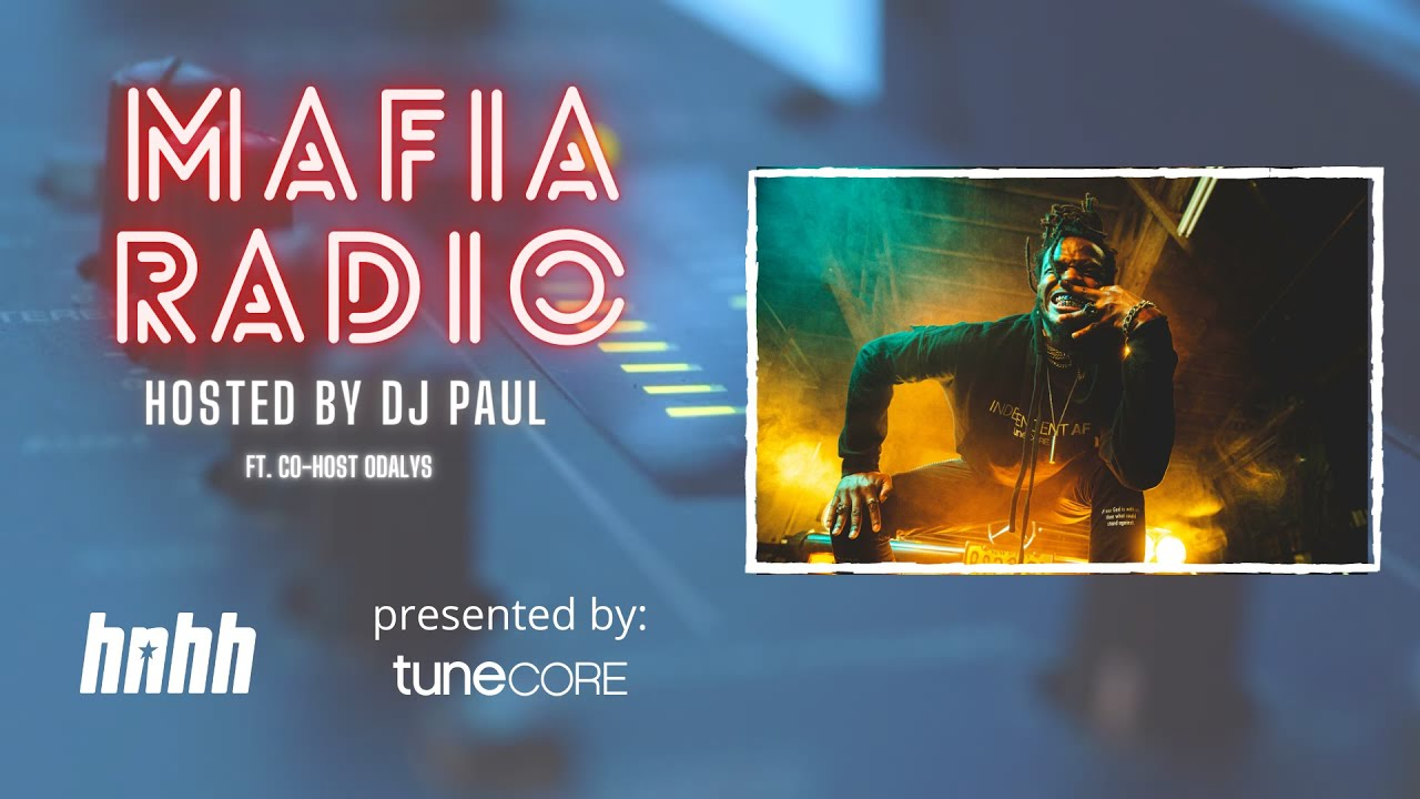 Marlo Smith & DJ Paul On NY Drill, Kanye, Being Indie With TuneCore | DJ Paul's Mafia Radio on HNHH