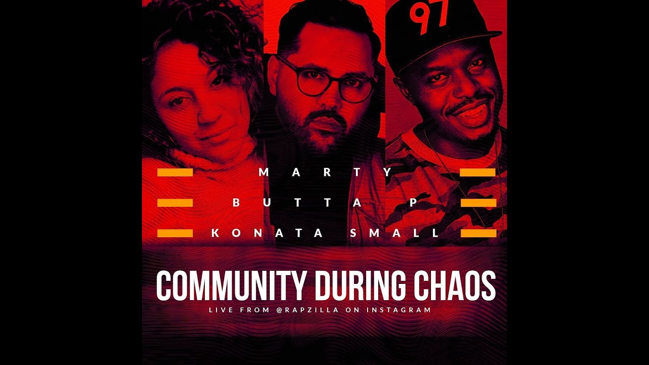 Marty on the COVID Church & the Future; Konata Small & Butta P Talk Mixed Family & at Home Dynamics