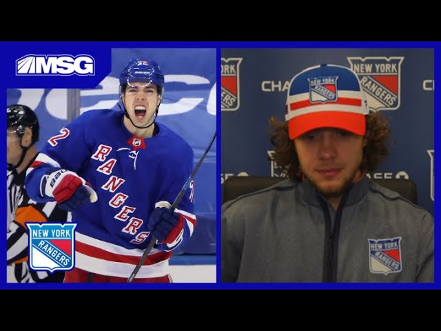 Panarin & Chytil's Lessons Learned from Losses to Islanders and Devils | New York Rangers