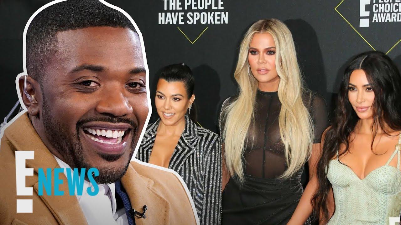 "Ray J Reacts to ""Keeping Up With the Kardashians"" Final Season | E! News"