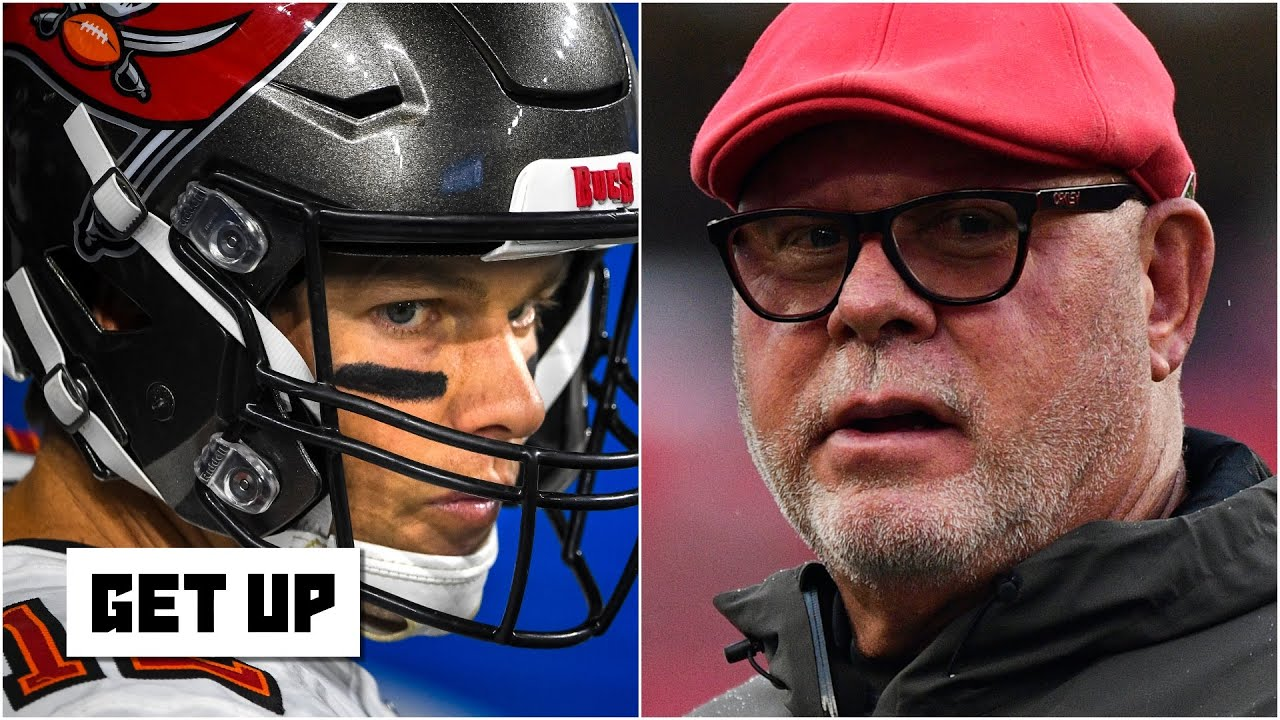 Reacting to Bruce Arians' comments on Tom Brady's motivation to join Bucs | Get Up