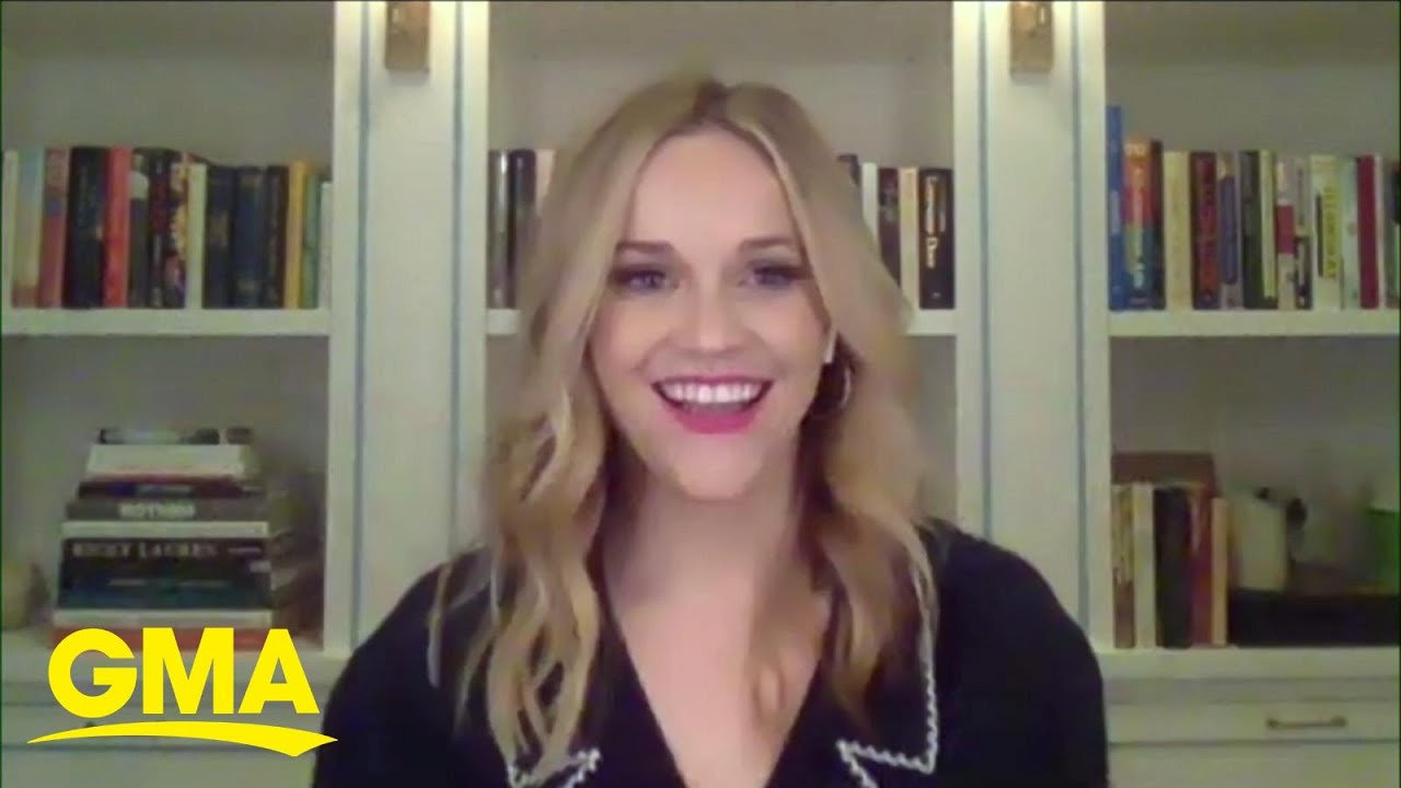 Reese Witherspoon talks new book club app and 'Legally Blonde 3' l GMA