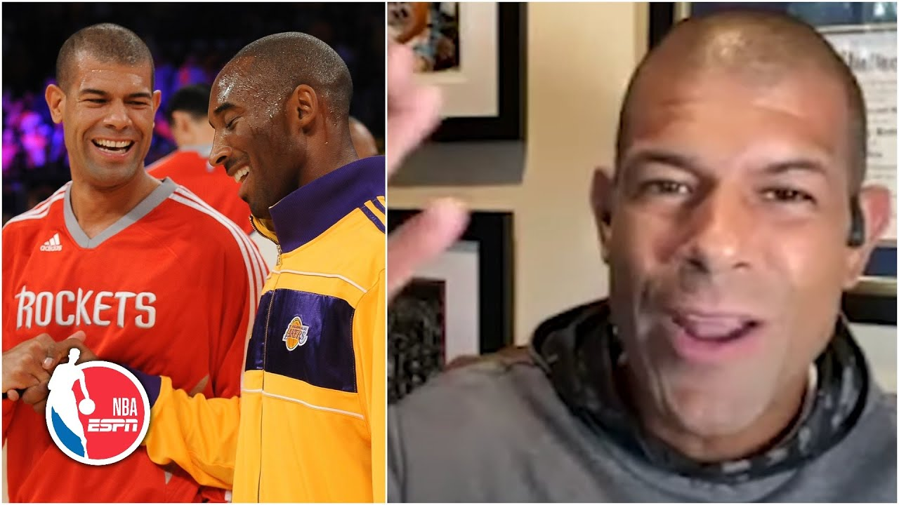 Shane Battier on why he defended Kobe Bryant with a hand to the face   NBA on ESPN