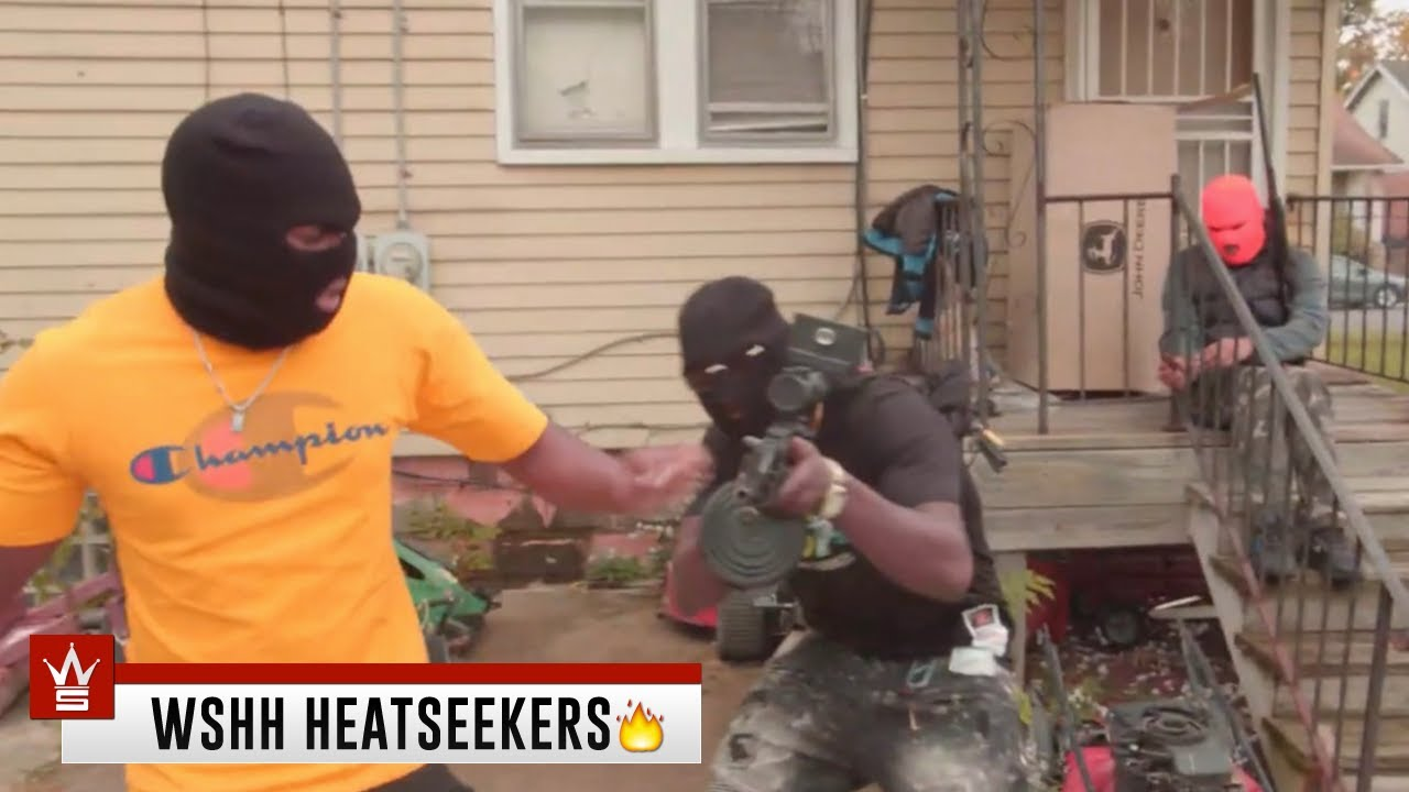 "Skip – ""On Dat Gang Gang Shit"" (Official Music Video – WSHH Heatseekers)"