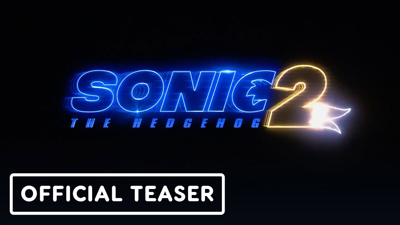 Sonic the Hedgehog 2 – Official Movie Announcement Teaser