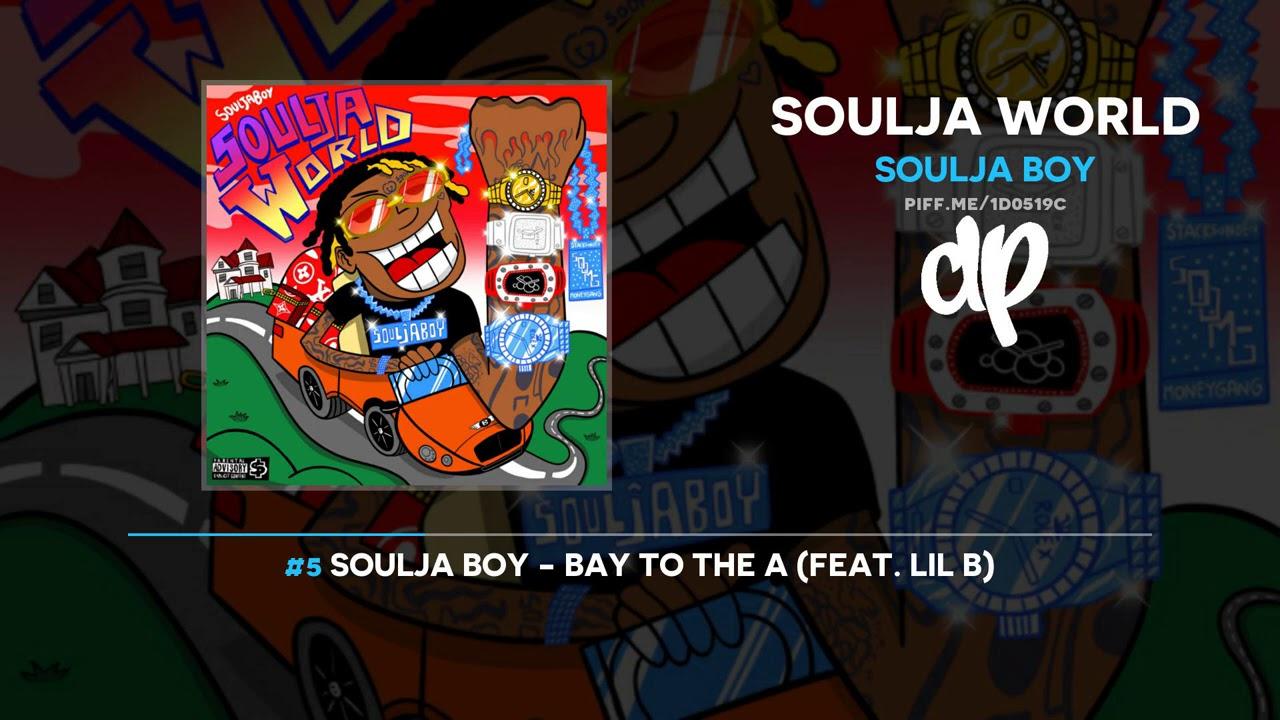 Soulja Boy – Soulja World (FULL MIXTAPE)