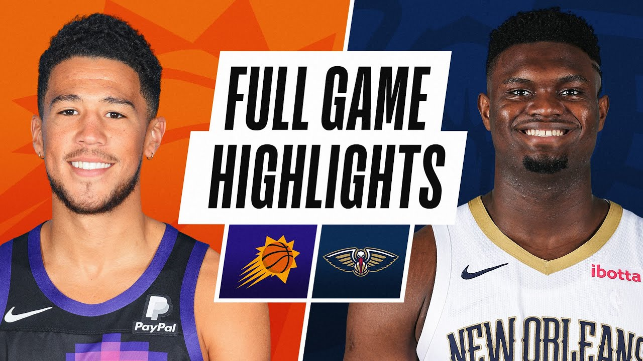 SUNS at PELICANS | FULL GAME HIGHLIGHTS | February 3, 2021