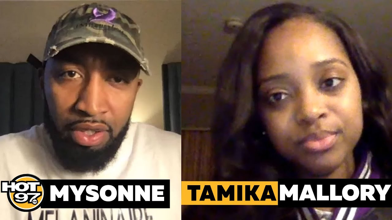 Tamika Mallory & Mysonne On Ice Cube, Voting For Joe Biden, + Get Out the Vote NYC Rally