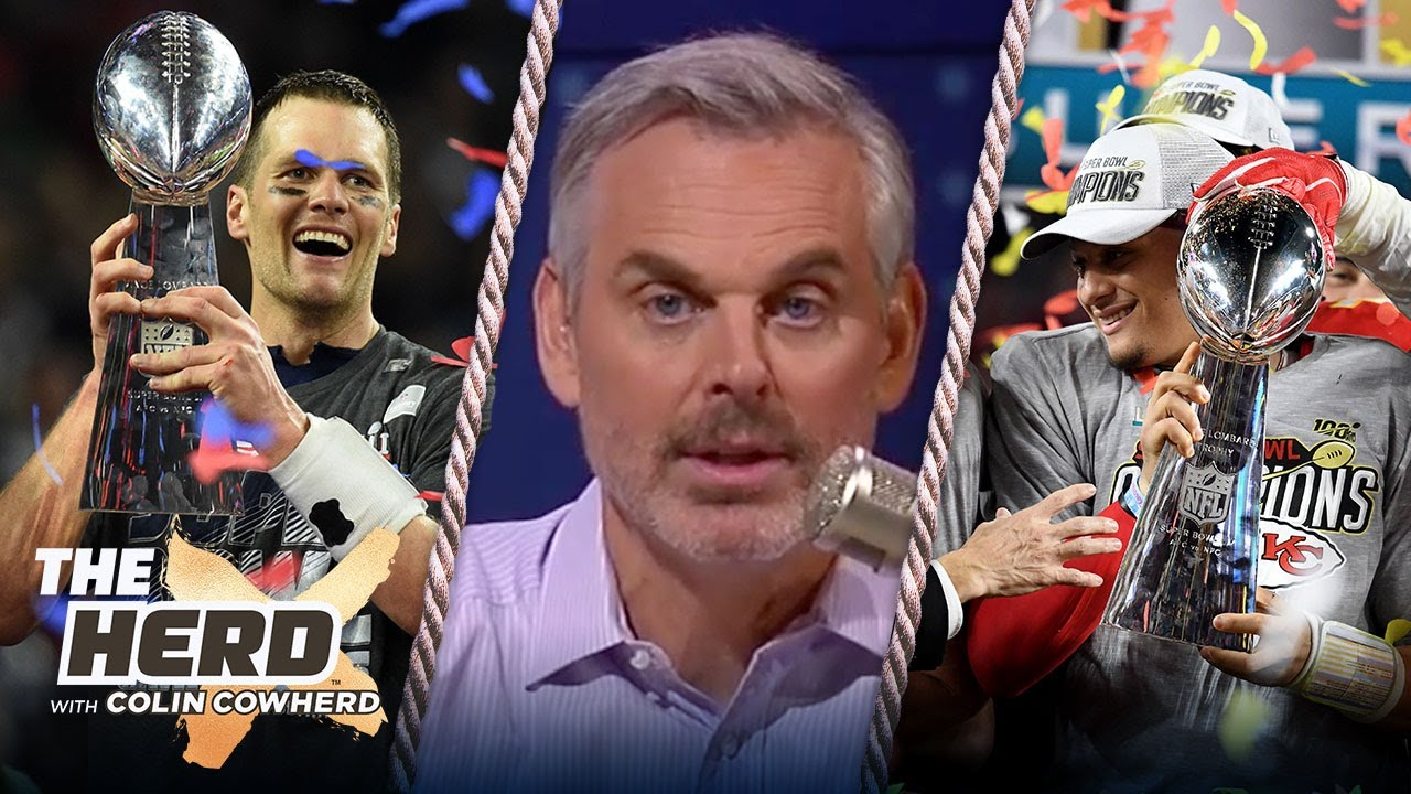 Tampa Bay Bucs or Kansas City Chiefs — Colin Cowherd makes his Super Bowl LV pick   NFL   THE HERD