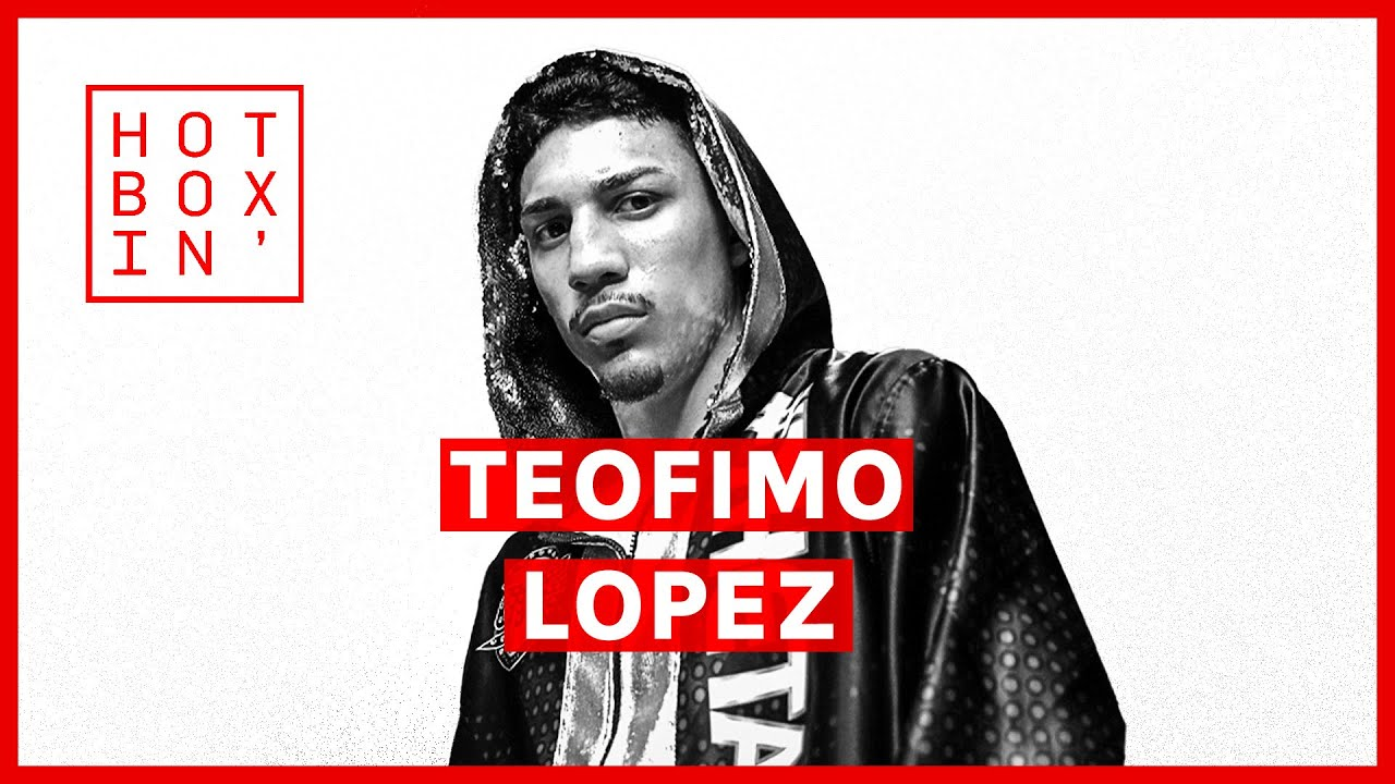 Teófimo López | Hotboxin' with Mike Tyson