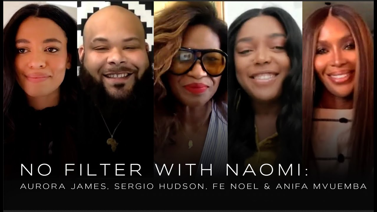 The New Black Talent You Need To Know in the Fashion Industry | No Filter with Naomi