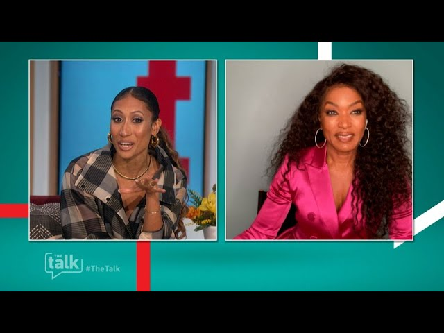 The Talk – Angela Bassett 'absolutely' Up For Role in 'Waiting to Exhale' Series