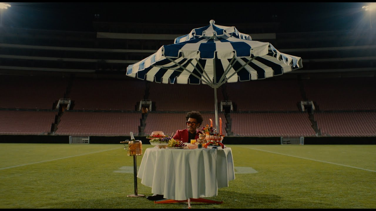 The Weeknd – The Last Meal Before The Super Bowl