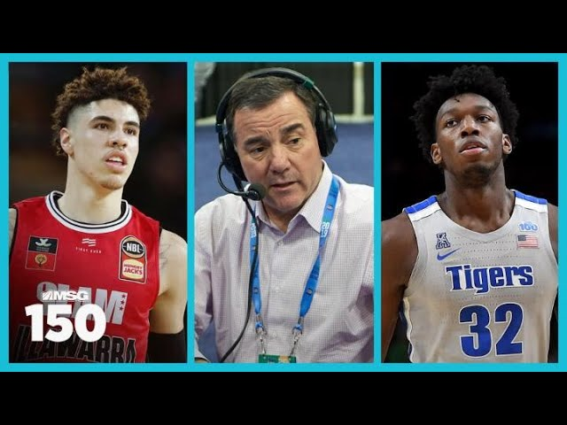 Top Prospects Knicks Hope To Land In 2020 NBA Draft According To Fran Fraschilla