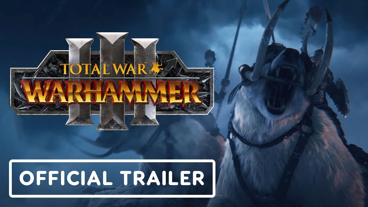 Total War: WARHAMMER 3 – Official Cinematic Announce Trailer