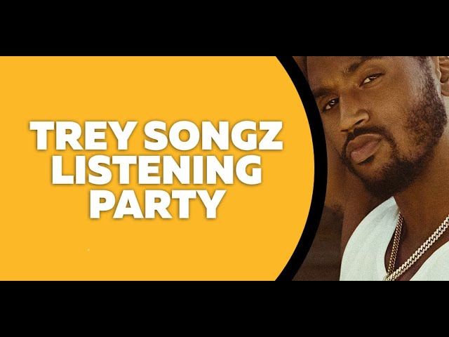 Trey Songz Opens Up To His Biggest Fans & Plays His Brand New Album 'Back Home'!