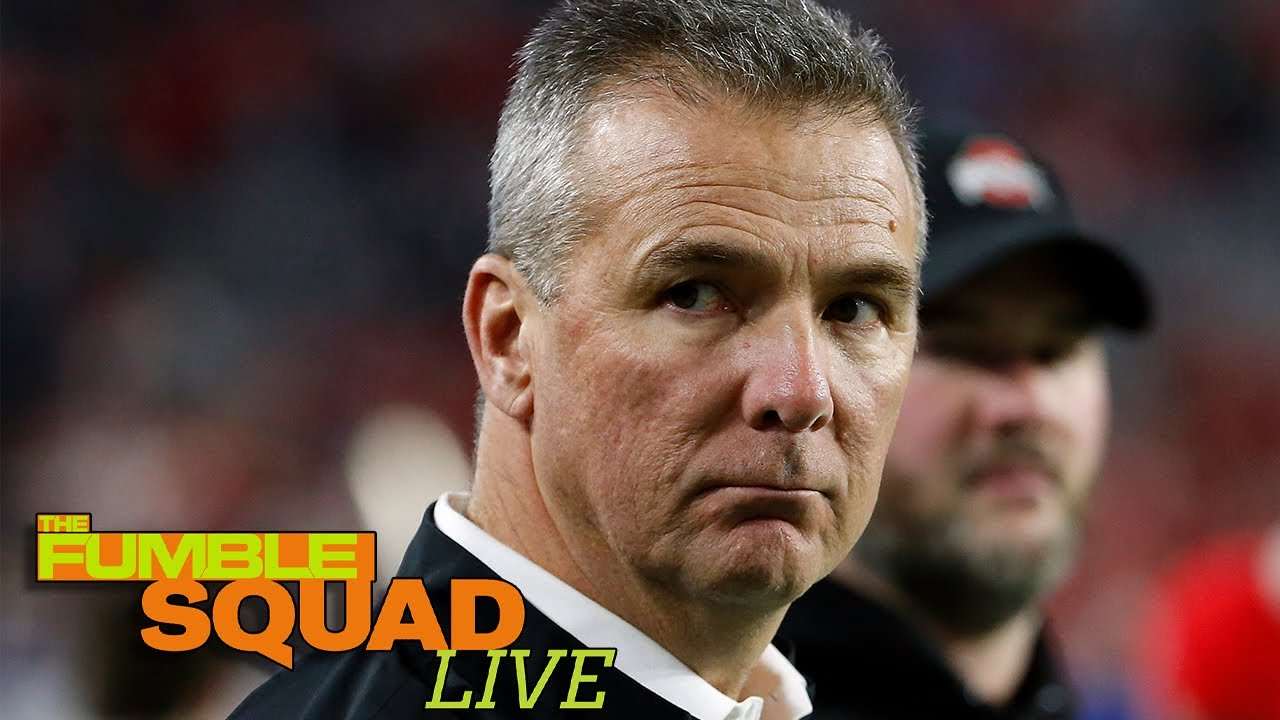Trolls GO IN on Urban Meyer for Hiring Racist Coach | The Fumble Squad Live