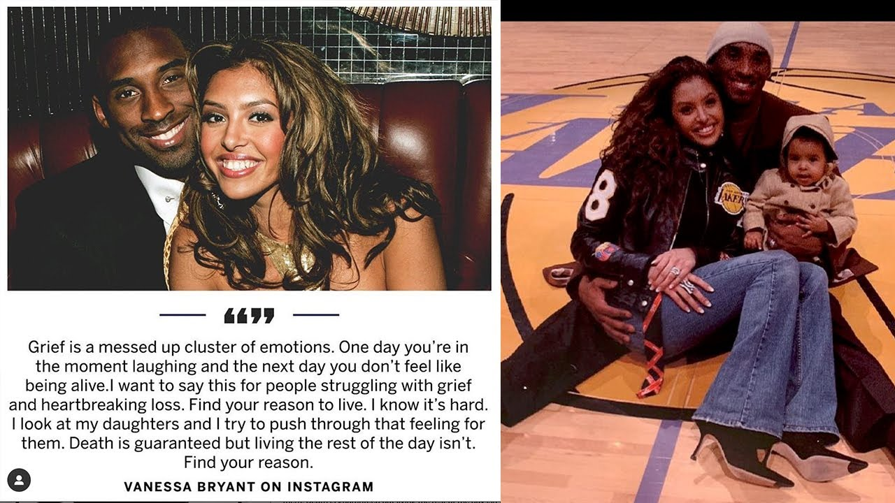 "Vanessa Bryant Shares Heartbreaking Post On Kobe & Gianna's Passing: ""It Still Doesn't Seem Real"""