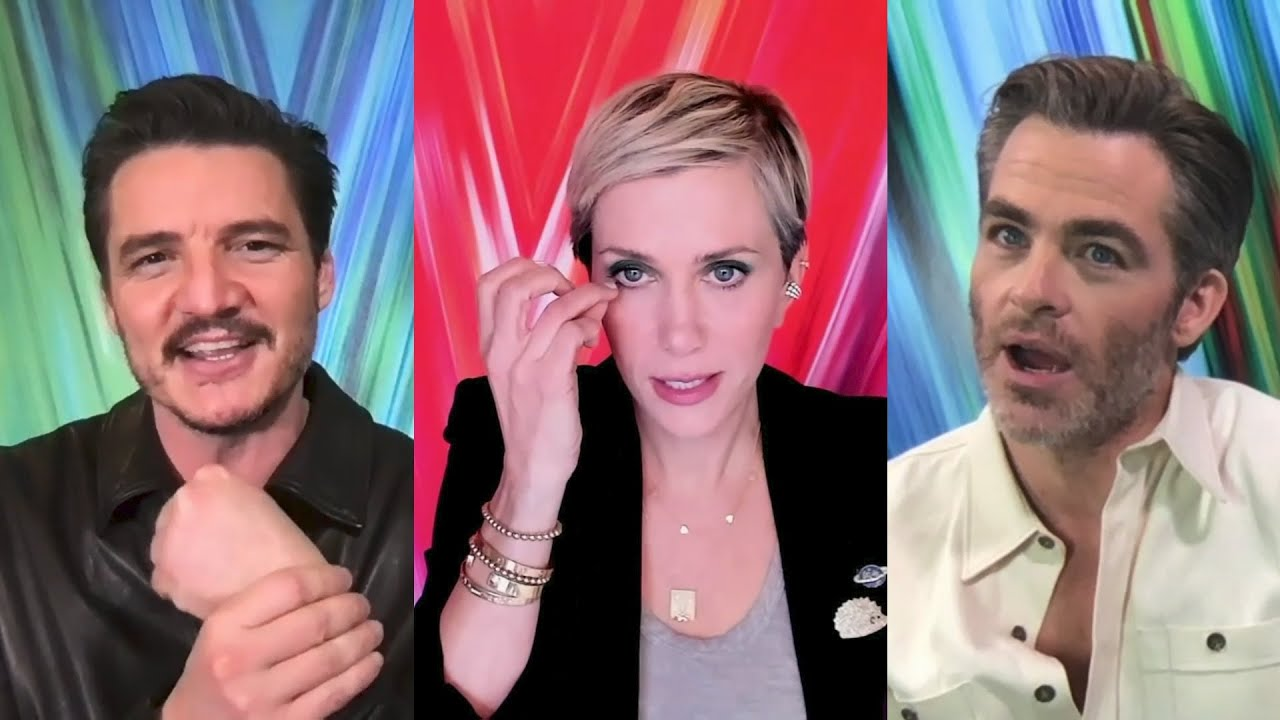 'WW84' Cast Dishes On Favorite '80s Trends