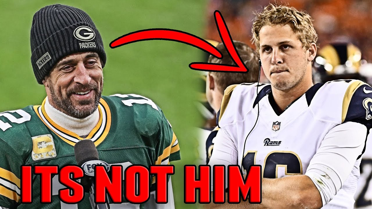Aaron Rodgers Just Exposed The LA Rams BIGGEST Problem (FT. Jared Goff)