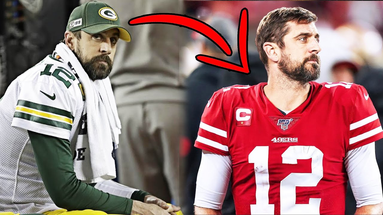 Aaron Rodgers Says He's Not Sure If He Will Return to the Green Bay Packers Next Year