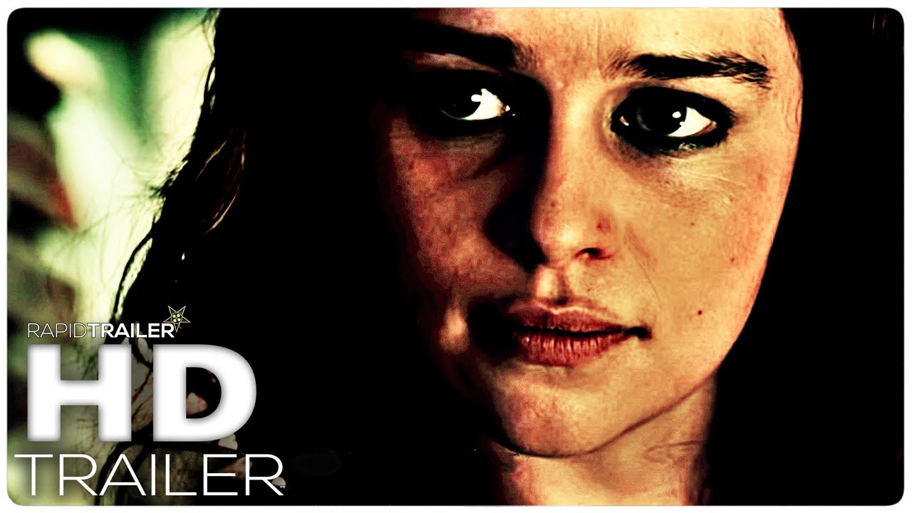 ABOVE SUSPICION Official Trailer (2020) Emilia Clarke, Thriller Movie HD