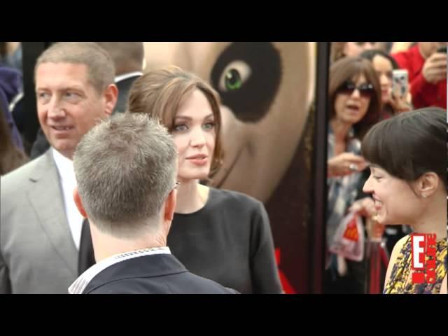"Angelina Jolie Wants More ""Kung Fu"""