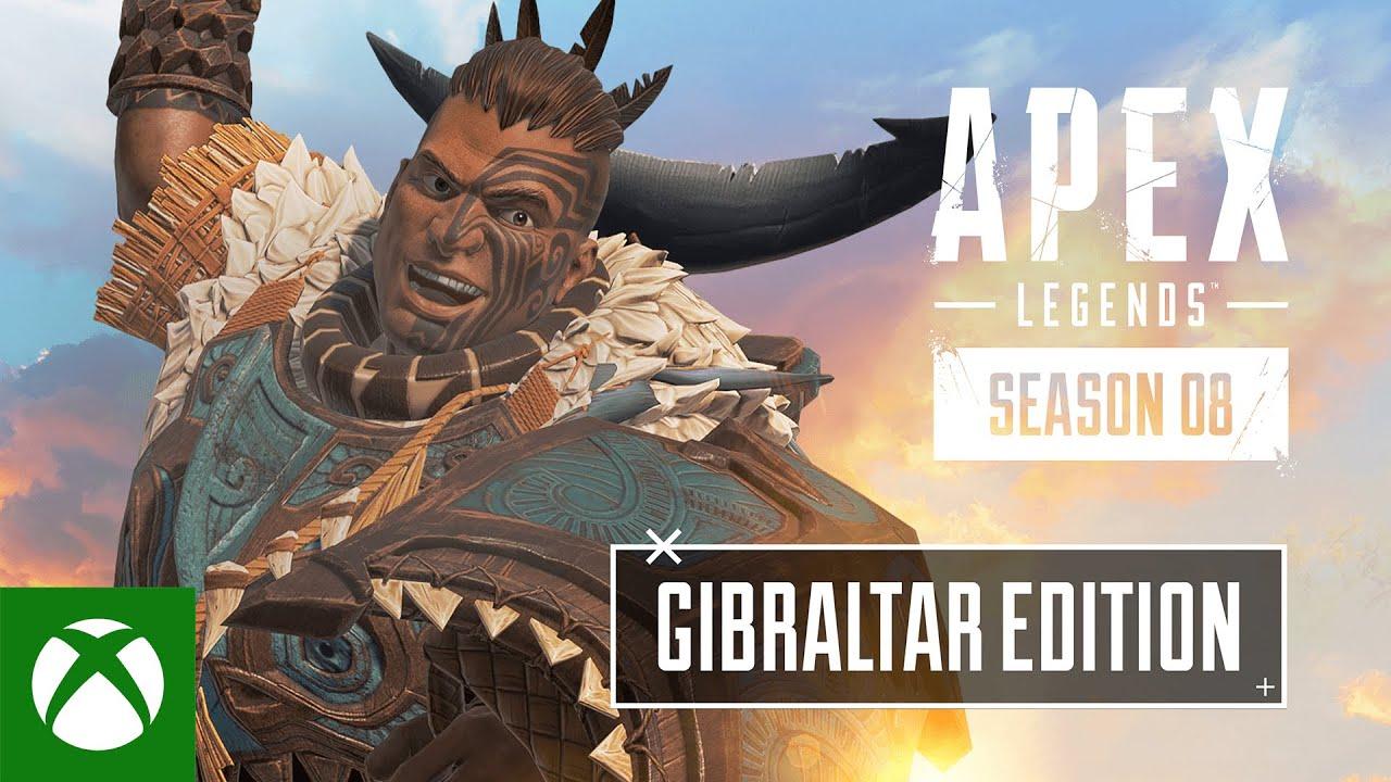 Apex Legends – Gibraltar Edition Trailer