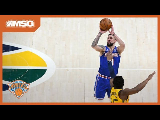 Austin Rivers Explodes for 25 in 11 Minutes, But Knicks Go Cold in 2nd Half | New York Knicks