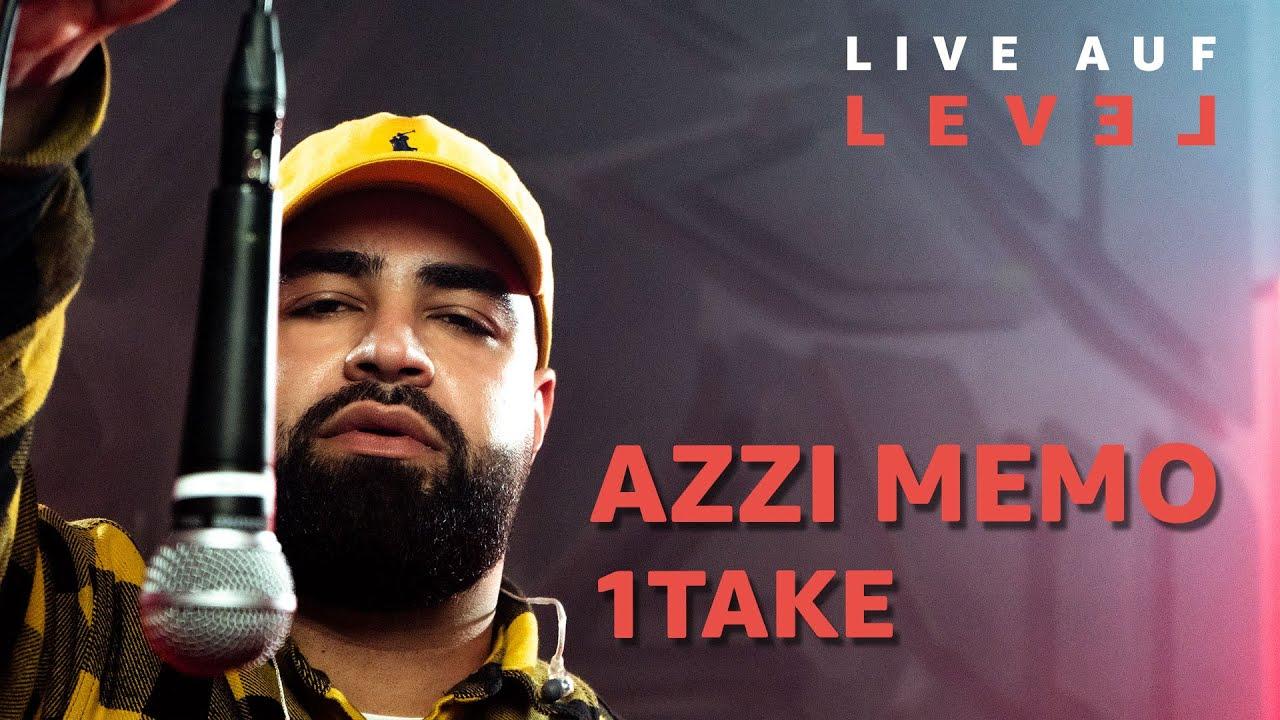 Azzi Memo – 1Take (Live Auf Level) | 16BARS