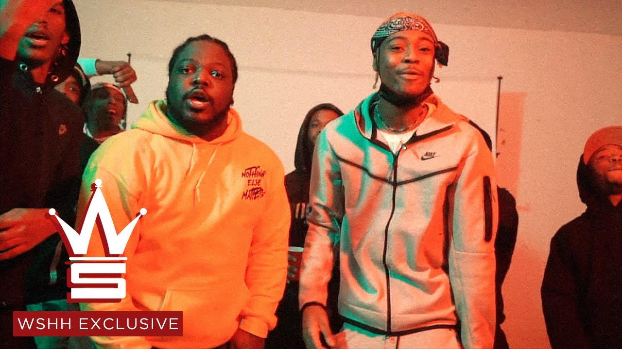Bankroll Buna feat. OMB Jay Dee – Puff It & Pass (Official Music Video)