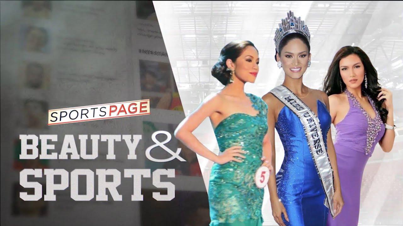 Beauty & Sports   Sports Page
