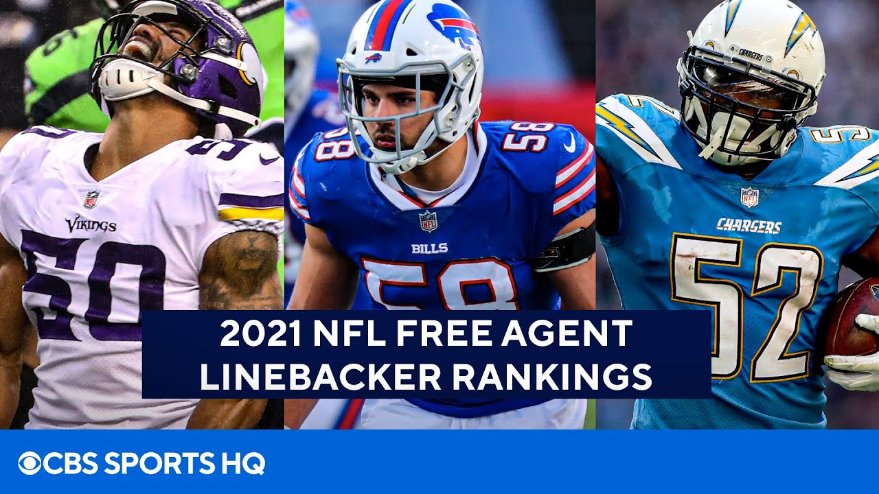 Best Free Agent Linebackers Available in 2021 [NFL Free Agency] | CBS Sports HQ