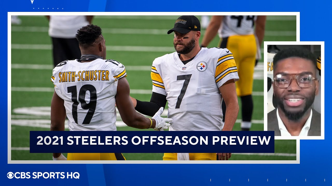Big Ben Gets New Contract, Steelers Team Needs | Offseason Preview | CBS Sports HQ