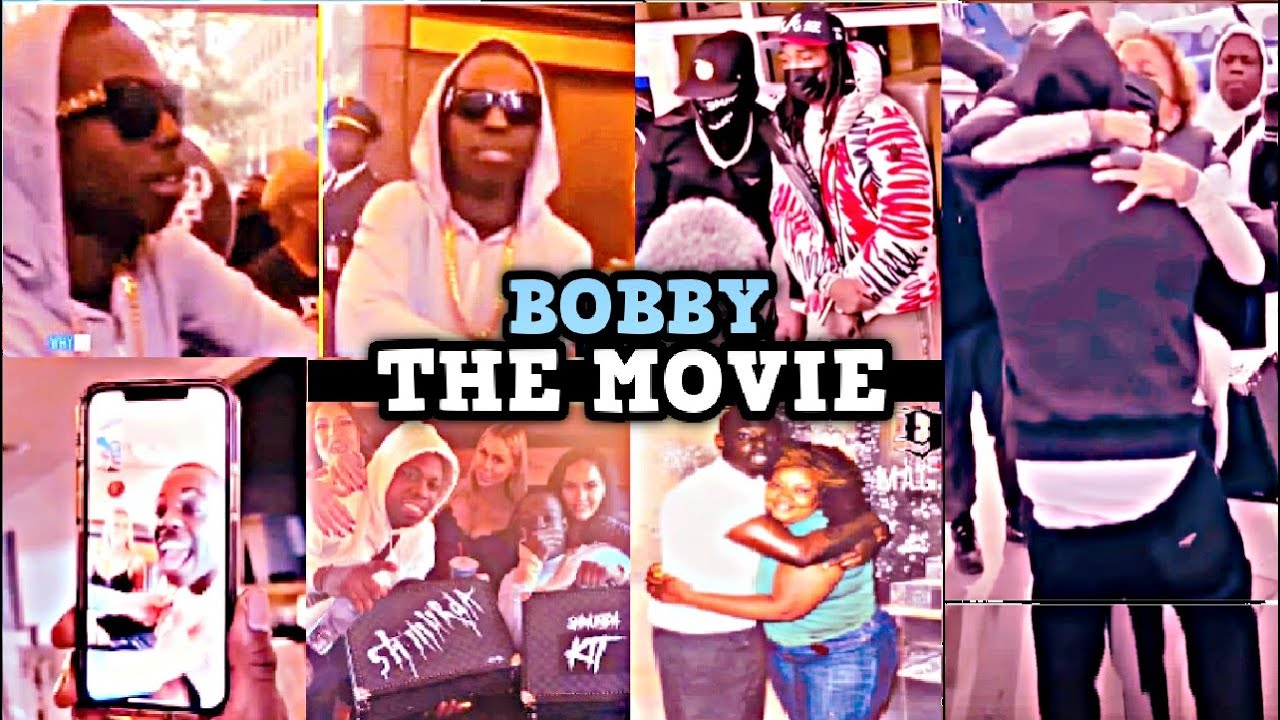 """Bobby Shmurda """"Jail Released"""" (Exclusive – The Official Movie Video)"""