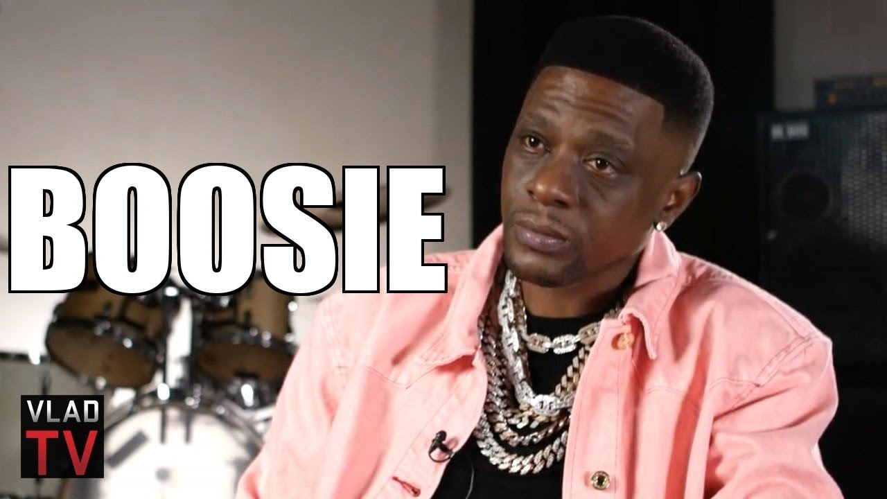 "Boosie on Lil Wayne Playing ""Chess"" for Trump Pardon, Calls Harry-O a Rat for J Prince Beef (Part 3)"