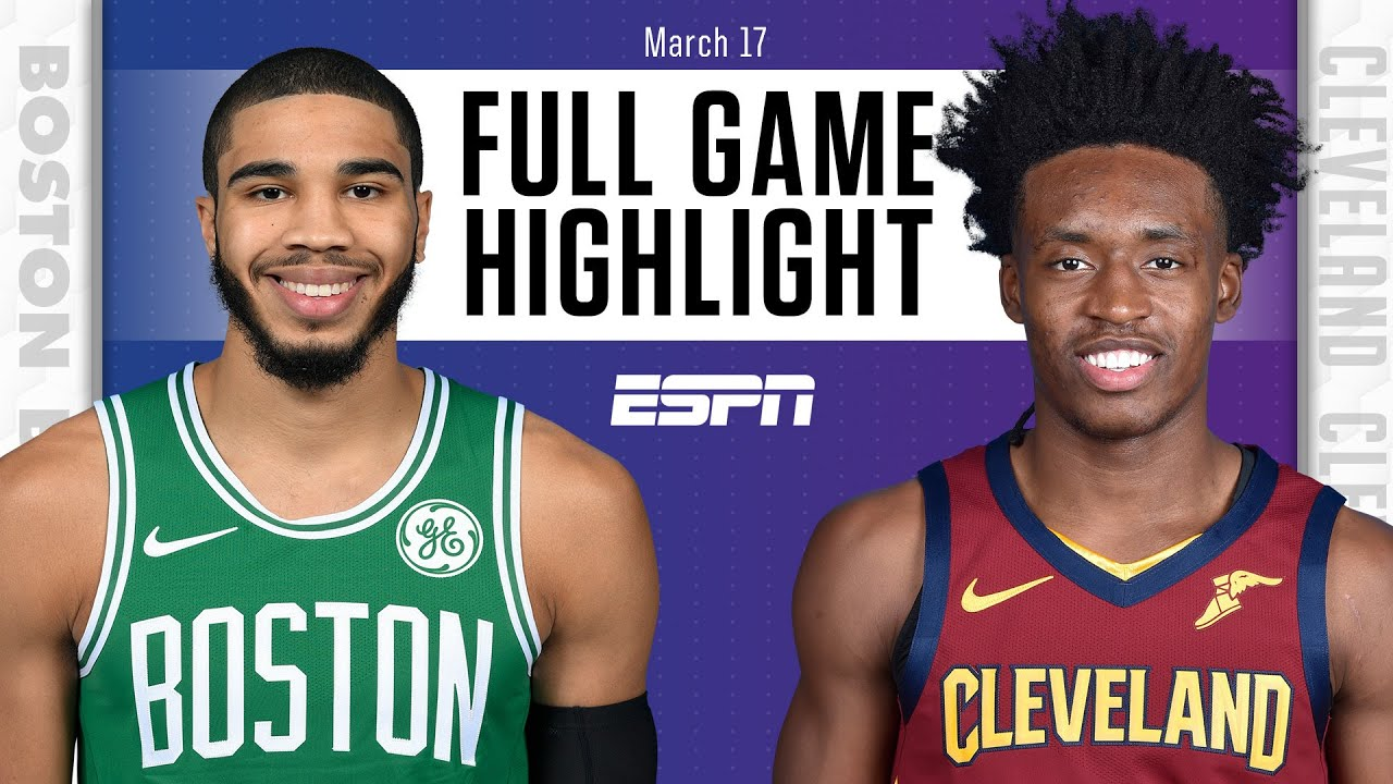 Boston Celtics vs. Cleveland Cavaliers [FULL GAME HIGHLIGHTS] | NBA on ESPN
