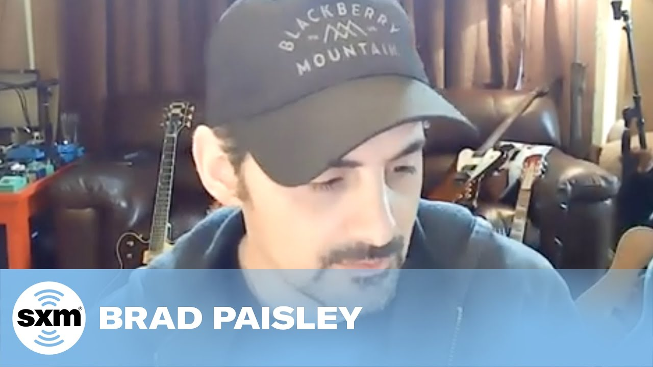 "Brad Paisley Explains the Meaning Behind ""Off Road"""